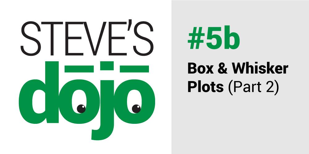 dojo 5b box and whisker