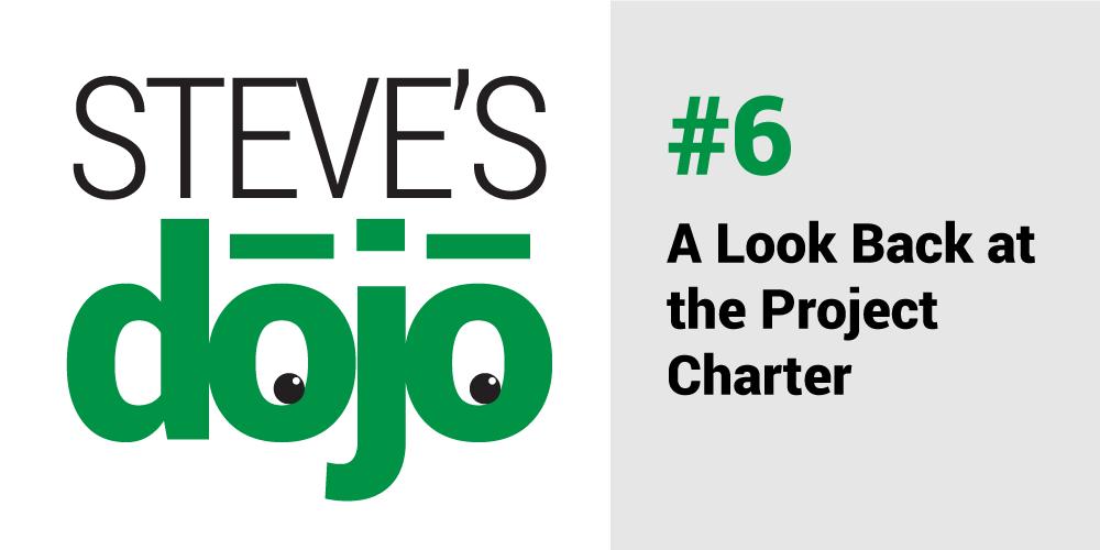 dojo 6 project charter