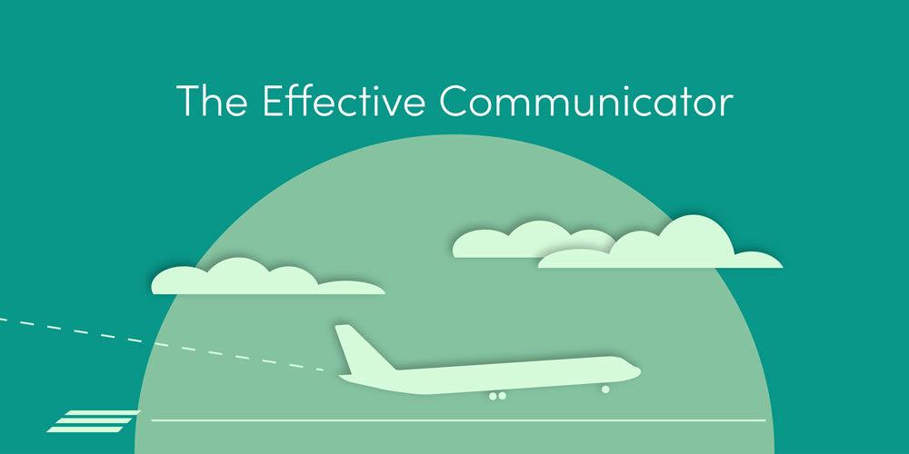 effective communicator stick the landing