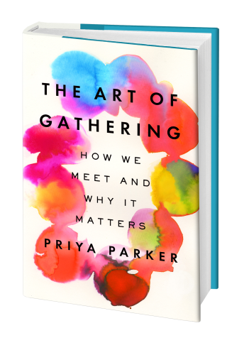 the art of gathering book