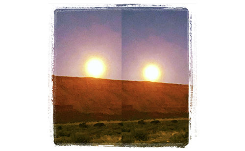 moon border