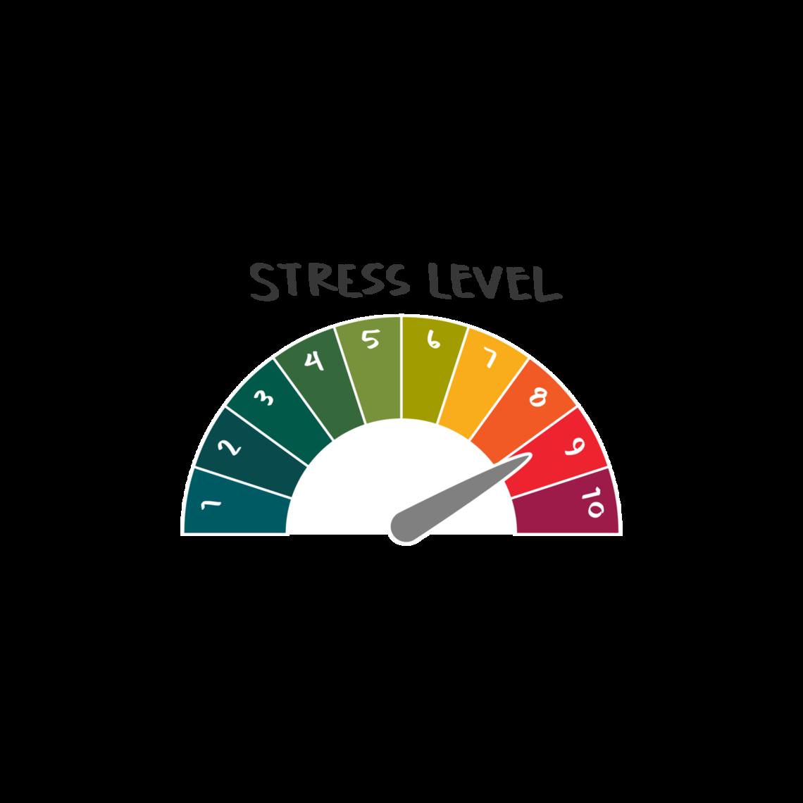 mindshield exercise 3 stress scale
