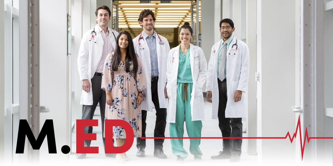medical student wellness m ed header
